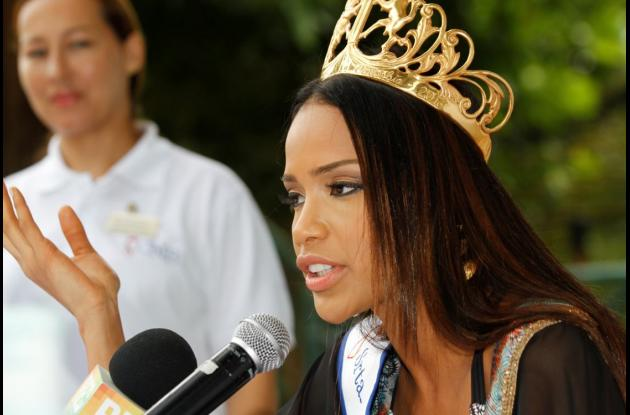 Jealisse Andrea Tovar Velásquez, Señorita Colombia.