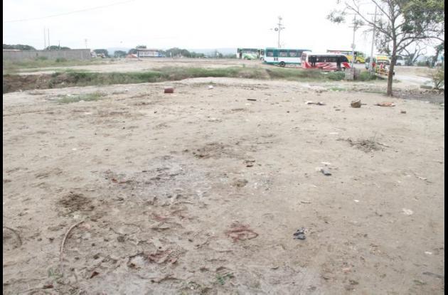 A José Contreras lo mataron en el sector El Terraplén, en El Pozón.