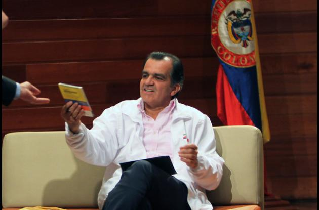 Óscar Iván Zuluaga.
