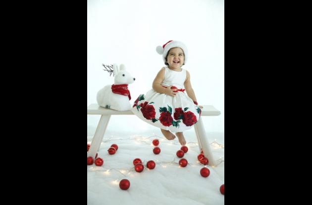 La Navidad es para los niños.