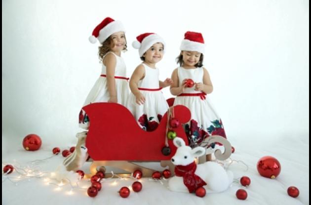 Los niños son protagonistas y la mayoría de eventos giran en torno a ellos.