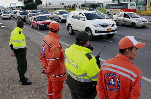 accidente de tránsito cundinamarca