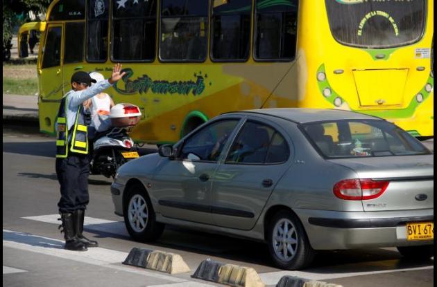 El ranking este año fue liderado por conducir sin llevar licencia con más de 9 mil infracciones.
