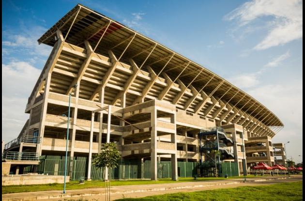 Jaraguay fue el nombre que escogieron los monterianos para el estadio.