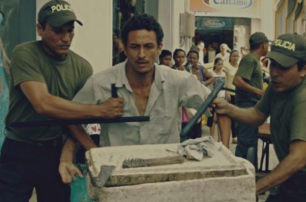 """Salvador, el protagonista del cortometraje """"Ambulante"""", es encarnado por el actor y cantante """"Tito"""" Sánchez."""
