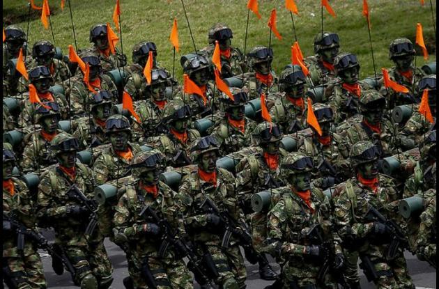 Ejercito Nacional combatirá bandas criminales junto a la Policía Nacional
