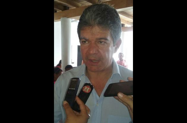 Humberto Mora, vicepresidente de Coltabaco.