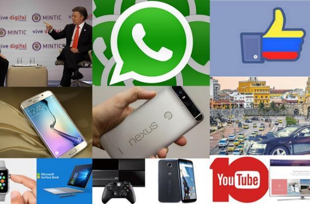 Estos fueron los lanzamientos tecnológicos de 2015 que más atrajeron a los lectores de El Universal