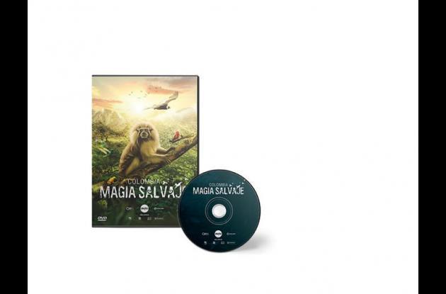 El Dvd disponible a partir de este jueves a través de la red de almacenes Éxito y Carulla