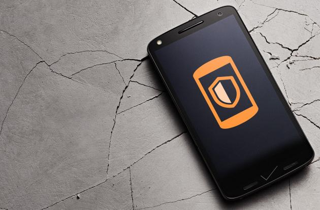 Shattershield de Motorola.