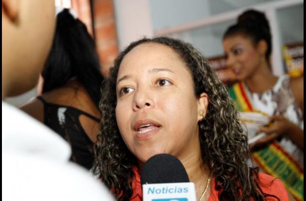 Nacira Ayos, directora del IPCC.