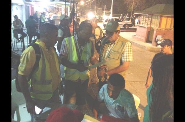 Operativos contra el ruido en Cartagena