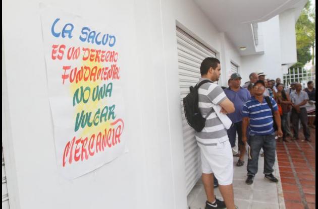 Colombia es el primer país en el mundo que declara el acceso a los servicios de la salud como un derecho fundamental.