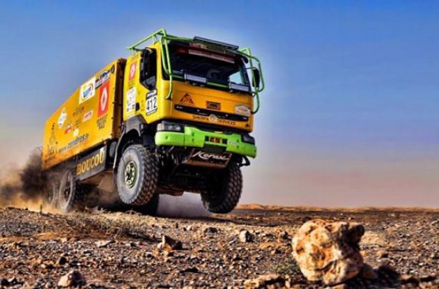El piloto colombiano Juan Manuel Linares se estrenará en la categoría camiones del Rally Dakar 2016 con el equipo Dakar Café de Colombia