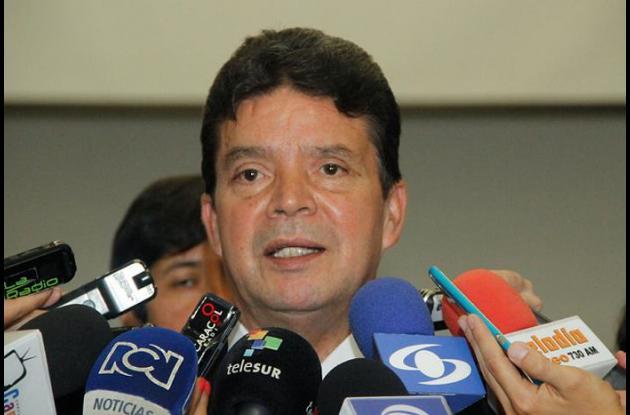 Julio Roberto Gómez, presidente de la Confederación de Trabajo