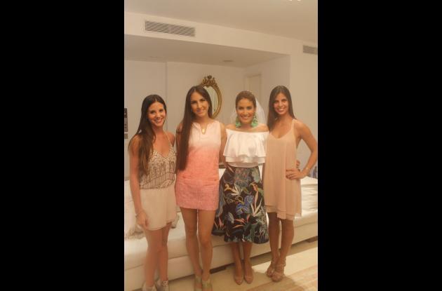 Shower en Cartagena