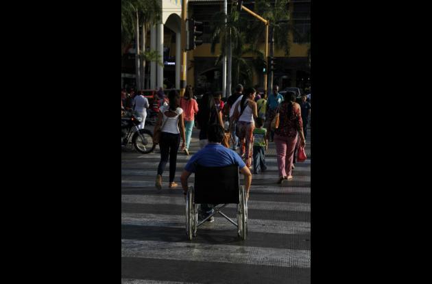 El himno tiene como objetivo incluir a las personas discapacitadas a la actividad pública