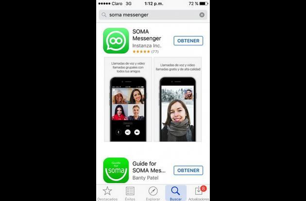 Llega a Colombia SOMA LA app que espera posicionarse en el messenger y chats por encima de Whatsapp