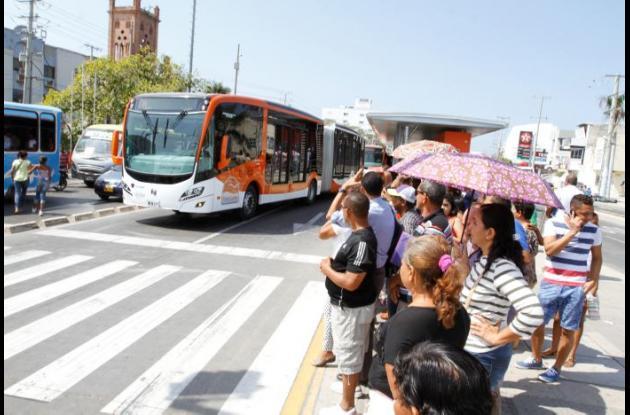 Transcaribe Cartagena