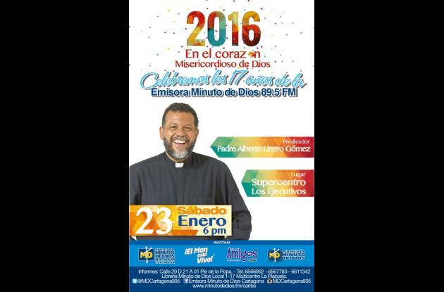 Emisora Minuto de Dios 89.5 FM Cartagena