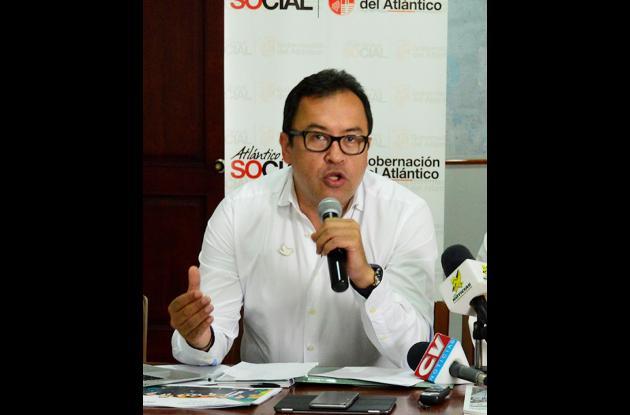 Director General del Sena, Alfonso Prada.