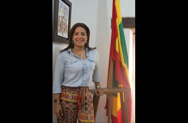 Bertha Arnedo, directora del IPCC