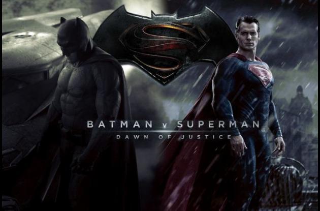 Batman y Supermán en 'Dawn of Justice', uno de los estrenos más esperados.