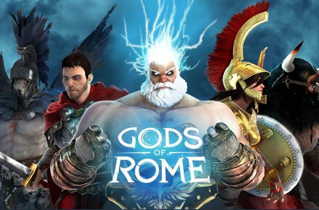 El videojuego abarca toda la mitología romana para ambientar su jugabilidad de combate.