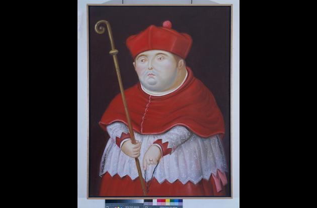 Obras de Fernando Botero