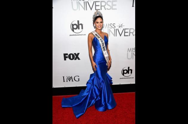 Pía Alonzo, Miss Universo 2015-2016.