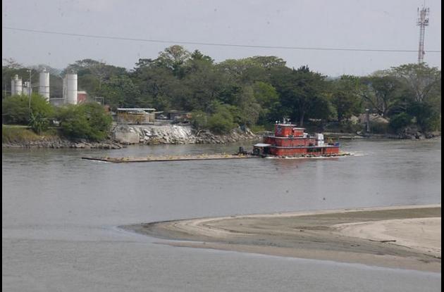 río magdalena Santander