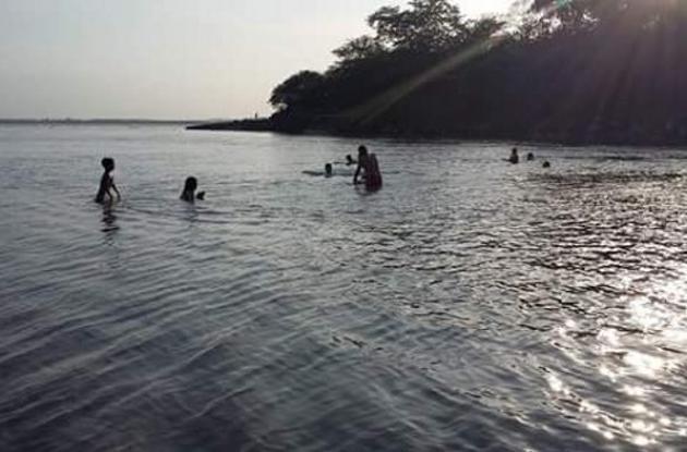 bajos niveles del río Magdalena