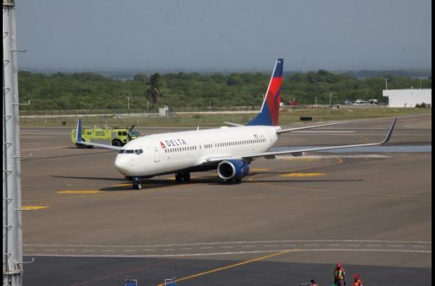 Aeropuerto Rafael Nuñez
