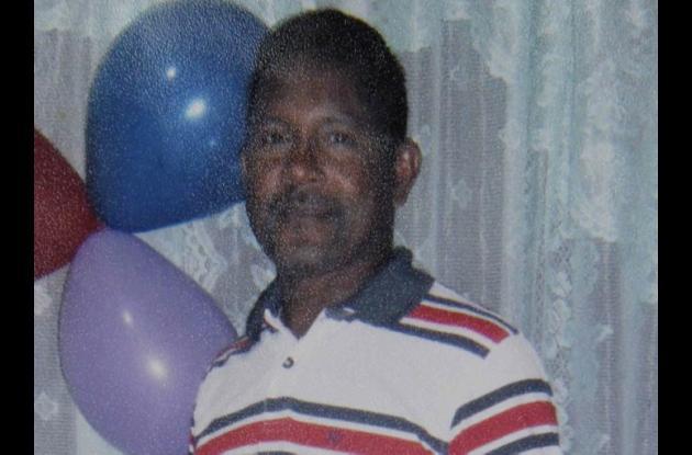 Astrubal Estevenson vivía en Bayunca y tenía 52 años. Se suicidó.