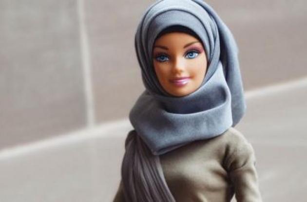 Así luce la Hijarbie.