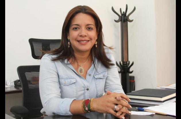 Bertha Arnedo Redondo, directora de Instituto de Patrimonio y Cultura de Cartagena (IPCC)