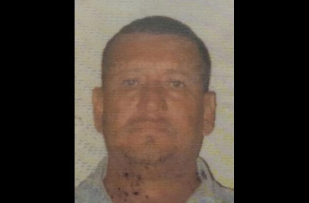 Julio Rodríguez, asesinado en La Campiña.
