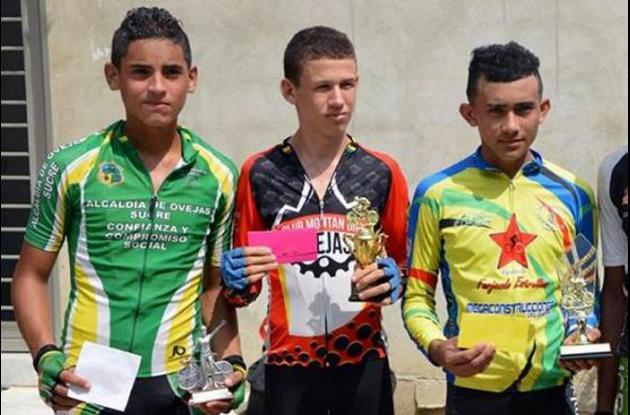 En las seis diferentes categorías estuvieron alrededor de 100 pedalistas de toda la región.