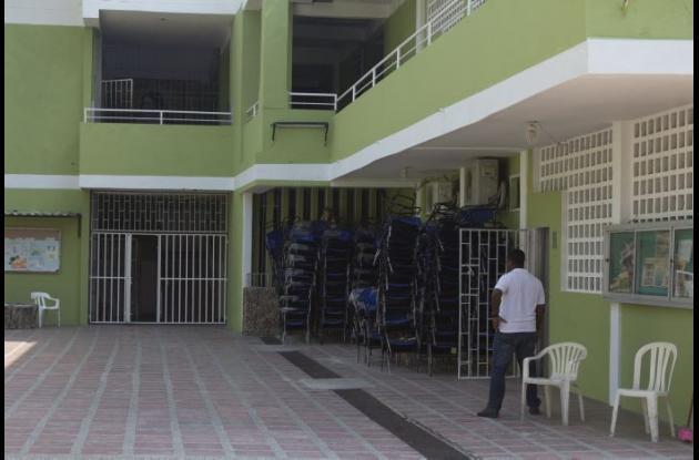 Colegios públicos en Cartagena