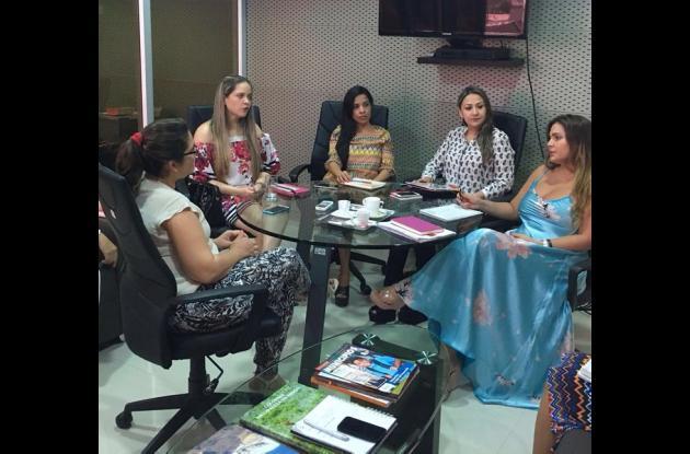 Gestora social, Rossana Zuleta, analiza situación de discapacidad en Córdoba.