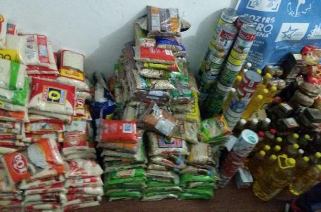 Las donaciones se reciben en el barrio Pie del Cerro, calle San Felipe No. 31-34.