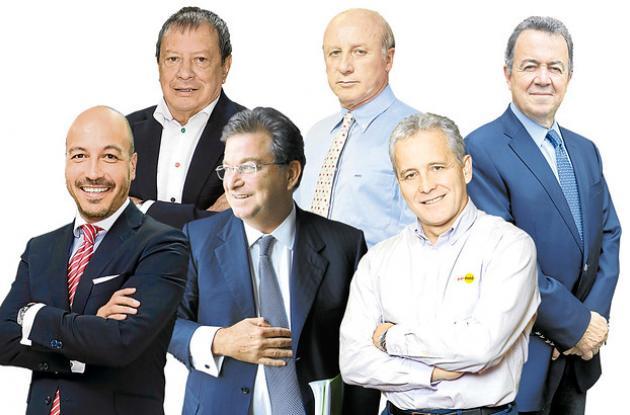 empresarios del año 2015