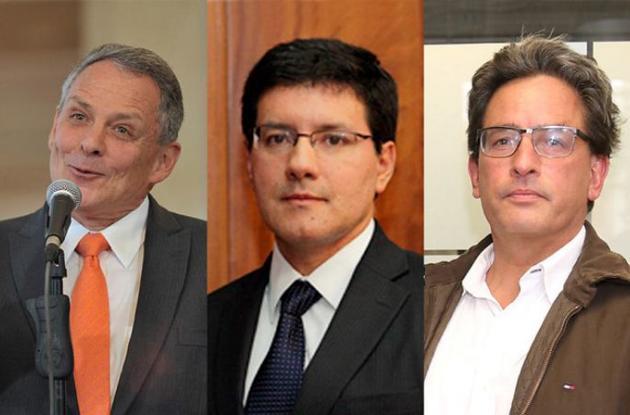 Juan José Echavarría, Hernando Vargas Herrera y Alberto Carrasquilla son los nombres que más suenan.