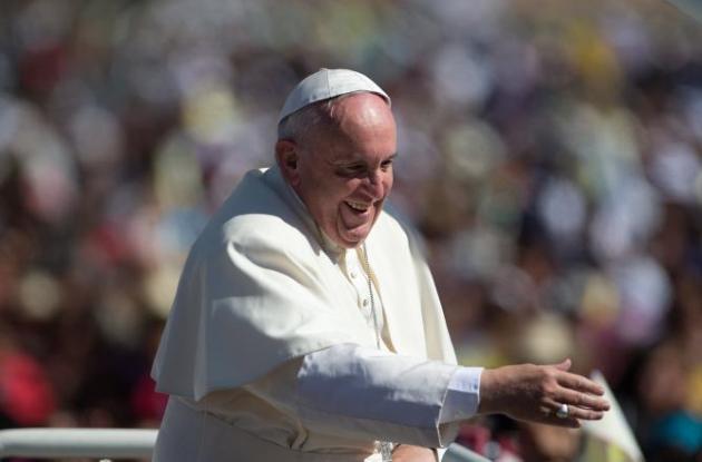 Papa Francisco en Chiapas