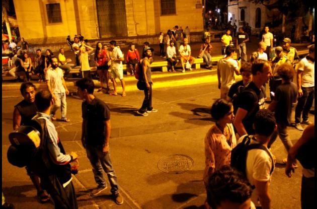 La Corporación de Turismo de Cartagena de Indias invita a los turistas a ejercer un uso responsable de los espacios públicos de la ciudad.