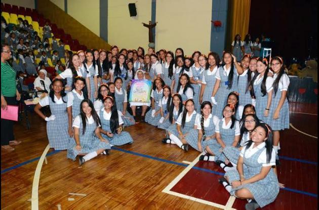 Hermana Eloisa Marrugo Llamas, exdirectora del Colegio Biffi