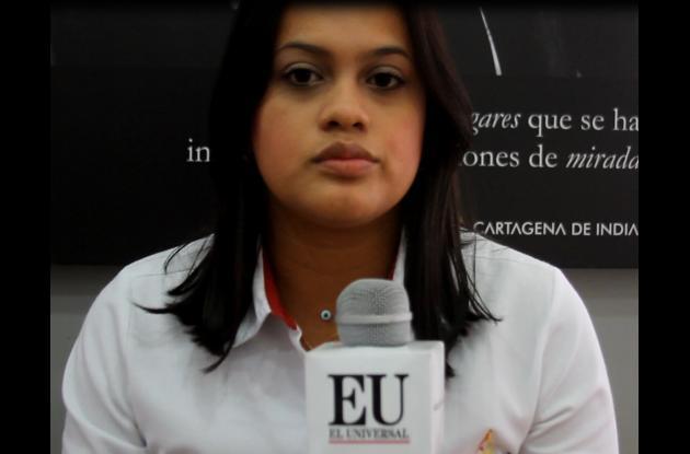 María Carolina Cortés, directora de competitividad de la Corporación de Turismo Cartagena de Indias.