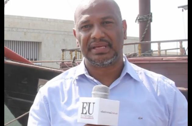 Moisés Medrano, director de Poblaciones del Ministerio de Cultura.