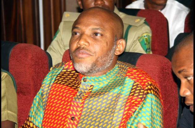 Los secuestradores han dado al gobierno 31 días para liberar a Biafra Nnamdi  Kanu o afirman que volarán el barco junto con su tripulación.