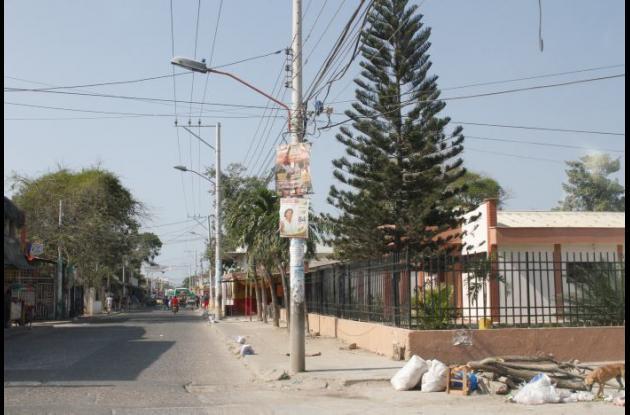 A Samir Alfonso Gómez Palacio lo mataron cuando caminaba por el sector Central de El Pozón.